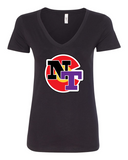 Freeze Ladies V Neck