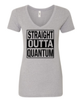 Quantum Ladies V Neck