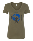 Team Higher Purpose V Neck