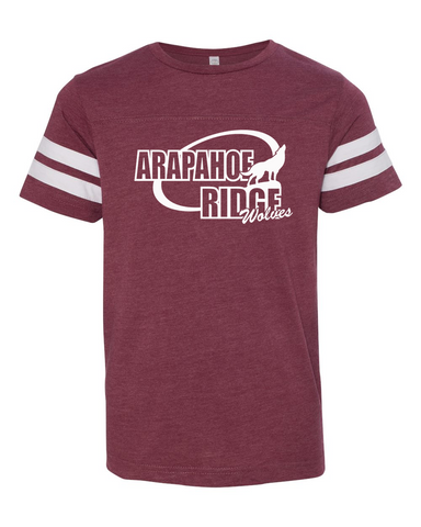 Arapahoe Ridge Youth Striped Sleeve Shirt