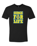 Surge for Life Mens Shirt