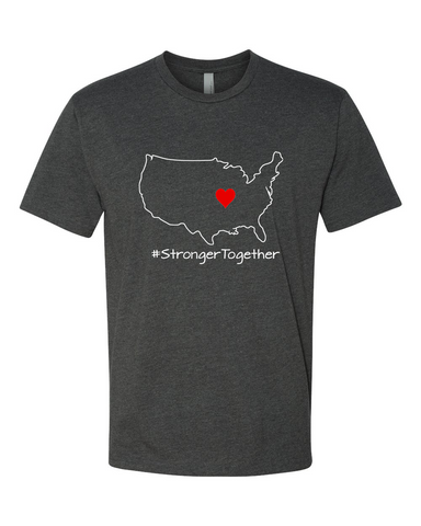 Stronger Together Mens Shirt