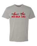 Team Higher Purpose Rocker Dad Shirt