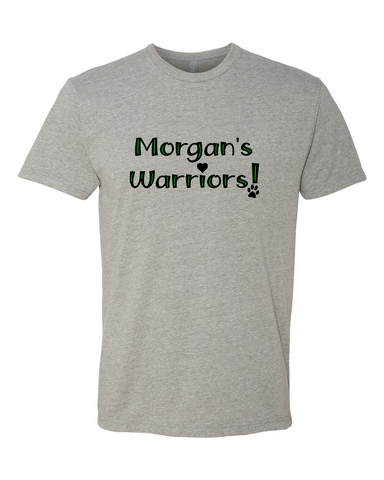 Morgan's Warriors Youth Shirt