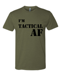 Shirt Shop Tactical AF mens shirt