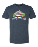 Colorado Bus Mens Shirt