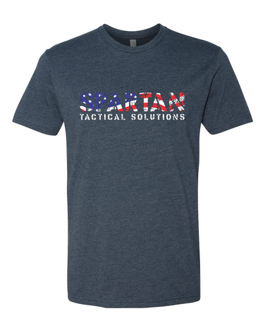 USA Flag Mens Shirt