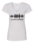 Academy Music Ladies V Neck