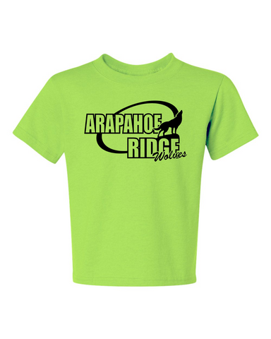 Arapahoe Ridge Neon YOUTH Shirts