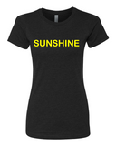 Shirt Shop Sunshine Ladies Shirt