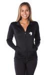 WARRIOR MOM LIGHTWEIGHT POLY-TECH ZIP