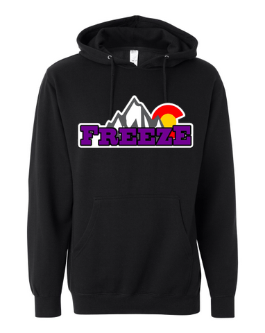 Freeze Pullover Hoodie