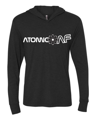 Atomic AF UNISEX Hooded Shirt