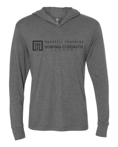 CrossFit Proprius Unisex Hooded Shirt