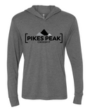 Pikes Peak Unisex Hooded Shirt