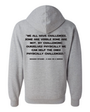 Team Higher Purpose UNISEX Hoodie