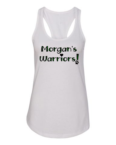 Morgan's Warriors Ladies Tank