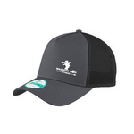 WARRIOR MOM FITNESS - GREY TRUCKER