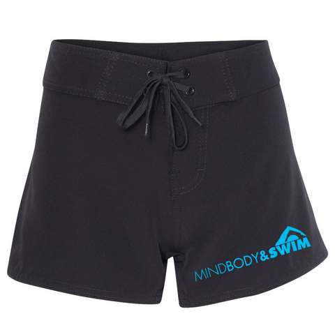 MBS Womans Board Shorts