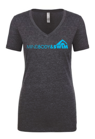 MBS Ladies V Neck
