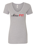 MissFIT Ladies V Neck