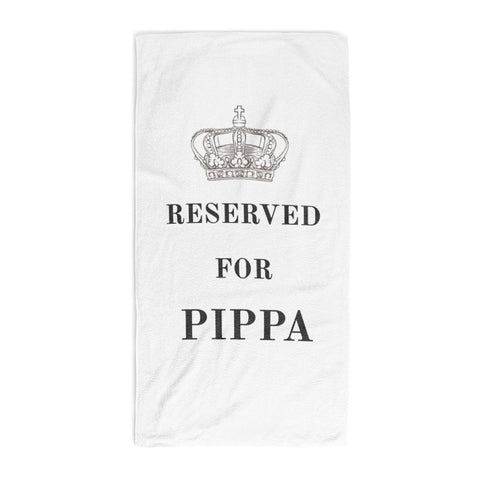 Reserved For Queen Personalised Treasure