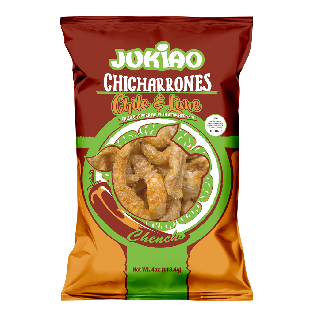 Chicharrones Chile & Lime