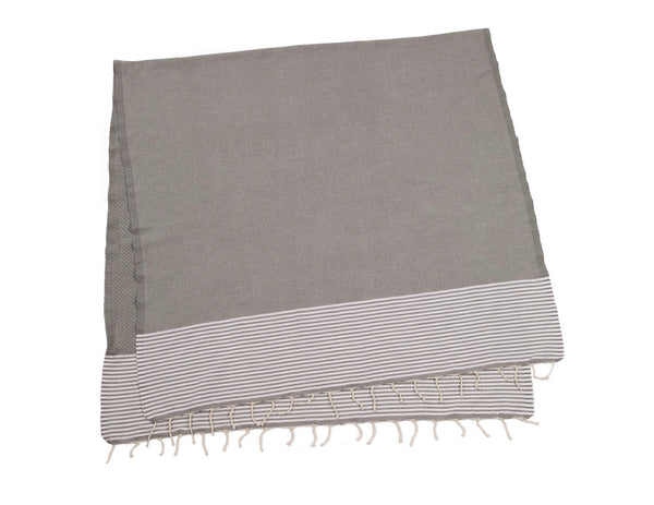 Grey Hammam Towel