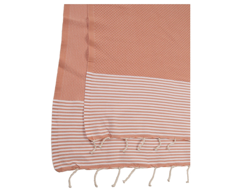 Peach Hammam Towel