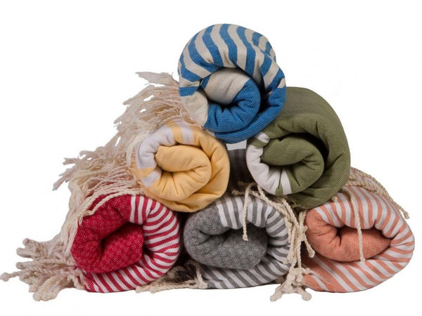 Hammam Towels - Set of 6
