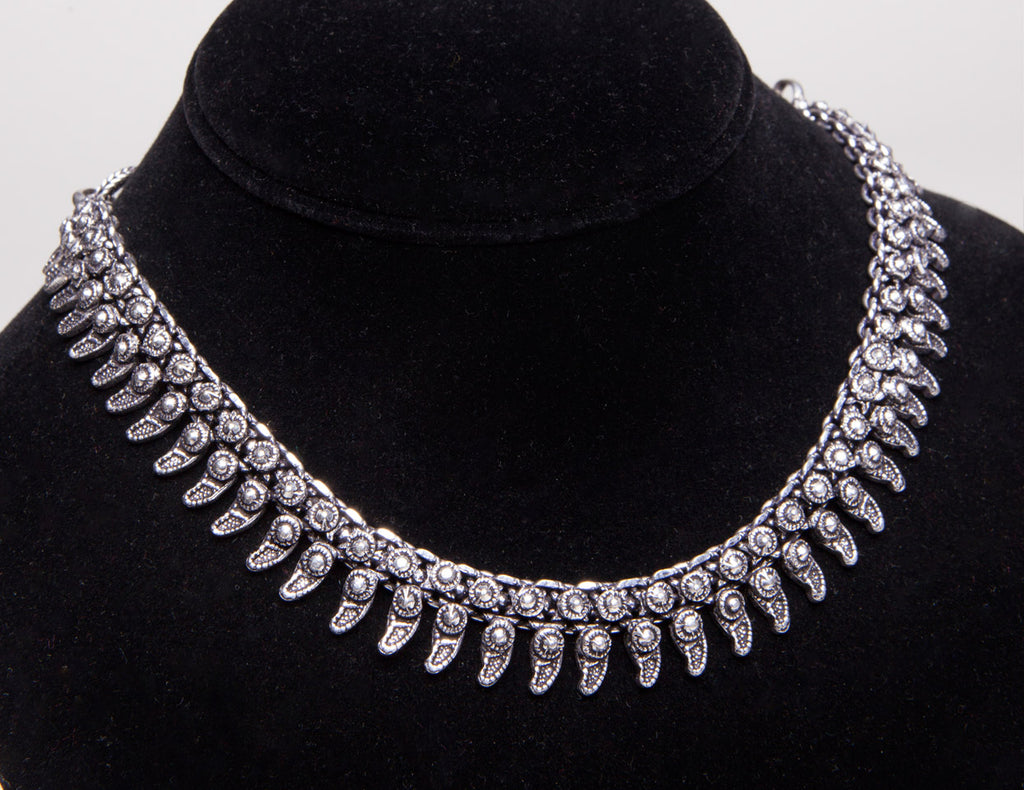 Moroccan Collar Necklace II