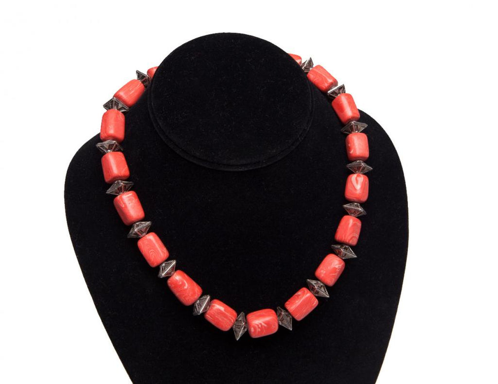 Moroccan Stone Necklace