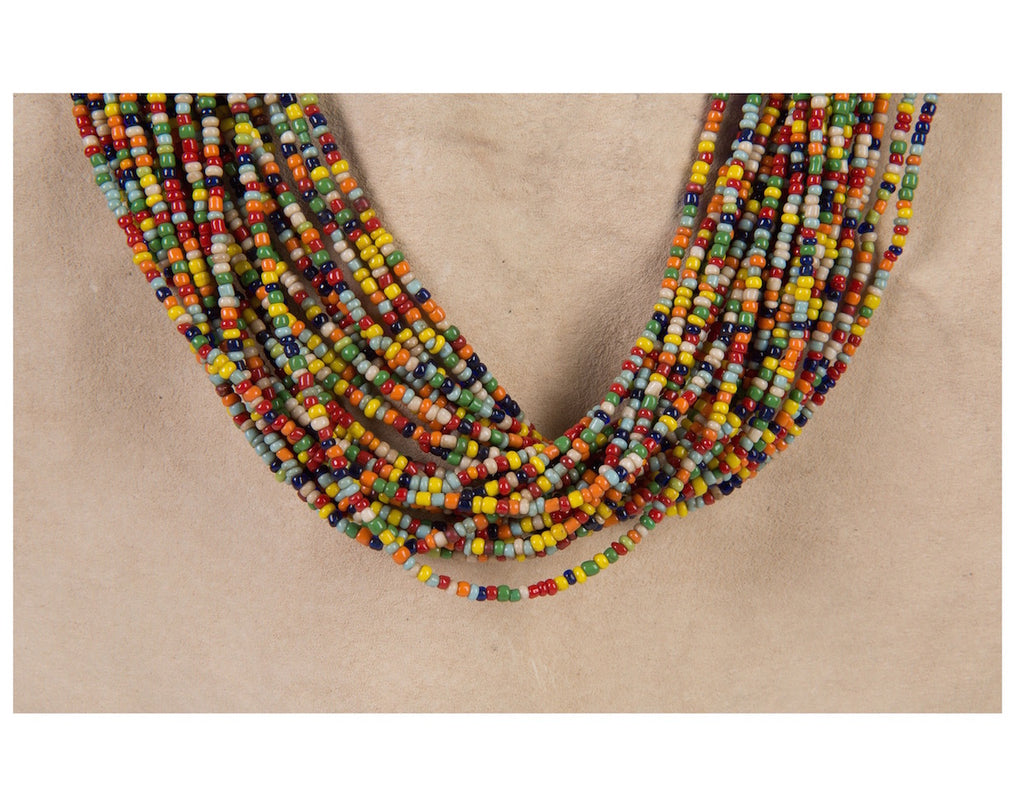 Nepal Multistrand Necklace