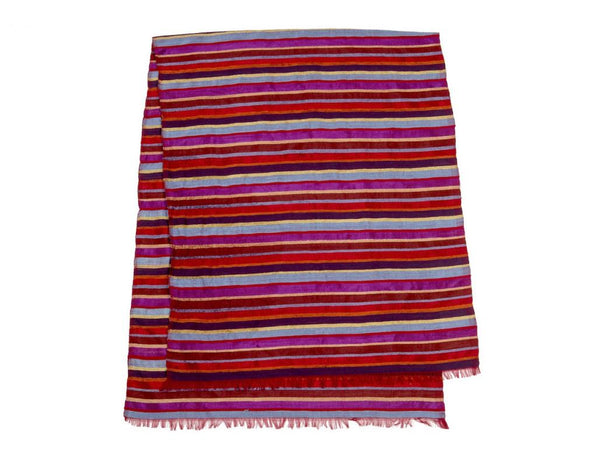 Multicolored Table Runner