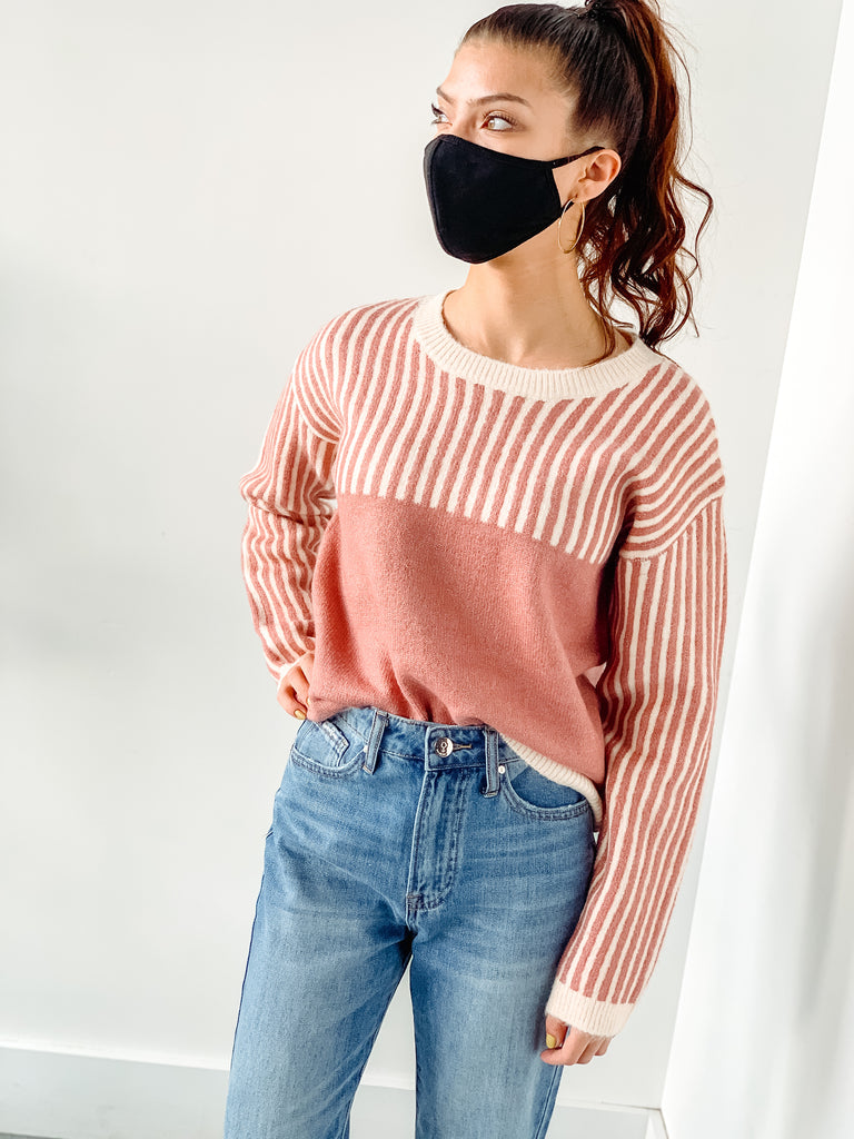 ROSE LOVE SWEATER