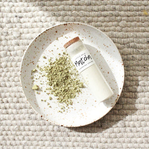 MATCHA Cleansing Grains