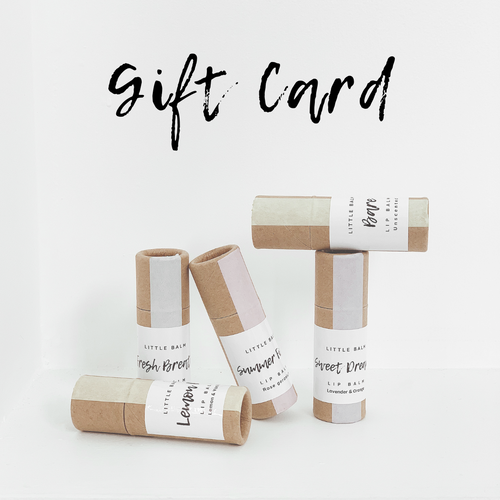 Little Balm electronic gift card