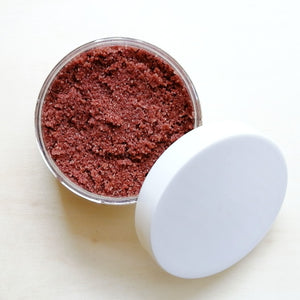 Sugar Scrub: RUBY