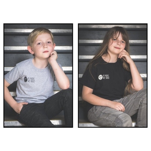 Kids t-shirts (Grey/Black/Navy)