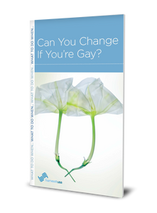 Can You Change If You're Gay? (Minibook)