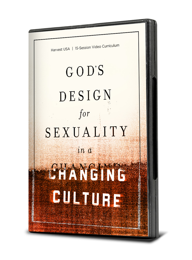 God's Design for Sexuality in a Changing Culture (DVD)