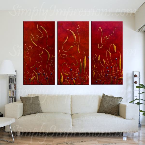 Modern Islamic Calligraphy Hand Painted Arabic Wall Mounted Art Decor Forget Giclée prints and Decorate with original Muslim paintings on canvas with vibrant Pigment paints  High end quality decoration signature authenticated