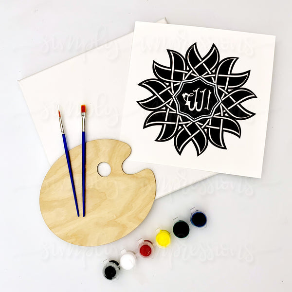 Allah #1 Painting Craft Kit