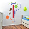 Sports Theme Growth Chart With MashaAllah