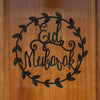 Eid Mubarak Wreath-Decal