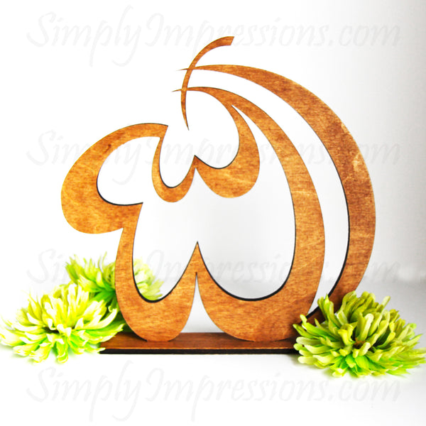 Allah الله wood cutout modern decoration laser cut artwork stained Islamic wall decor wood carving laser art. Ideal Ramadan, Eid, Gradation, Weddings, Baby Showers, Birthdays decorative gifts. Custom stained item.