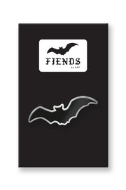 BAT PIN - Black