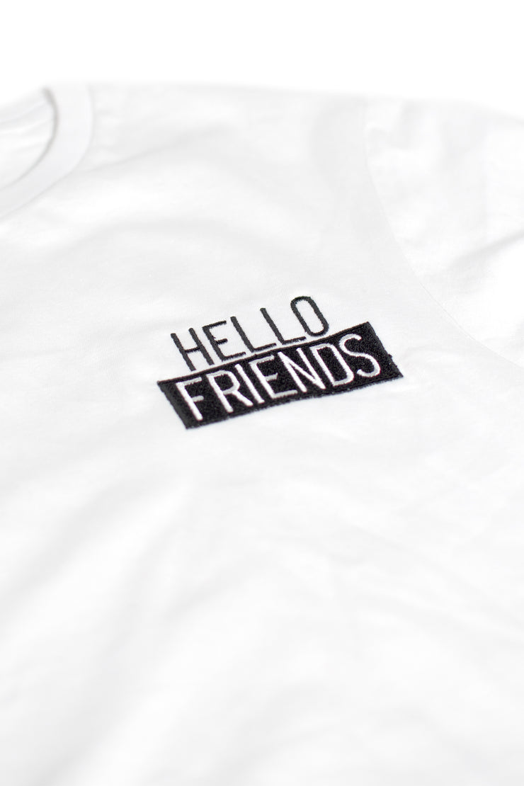 HELLO FRIENDS TEE