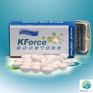 KForce Fresh Breath Boosters