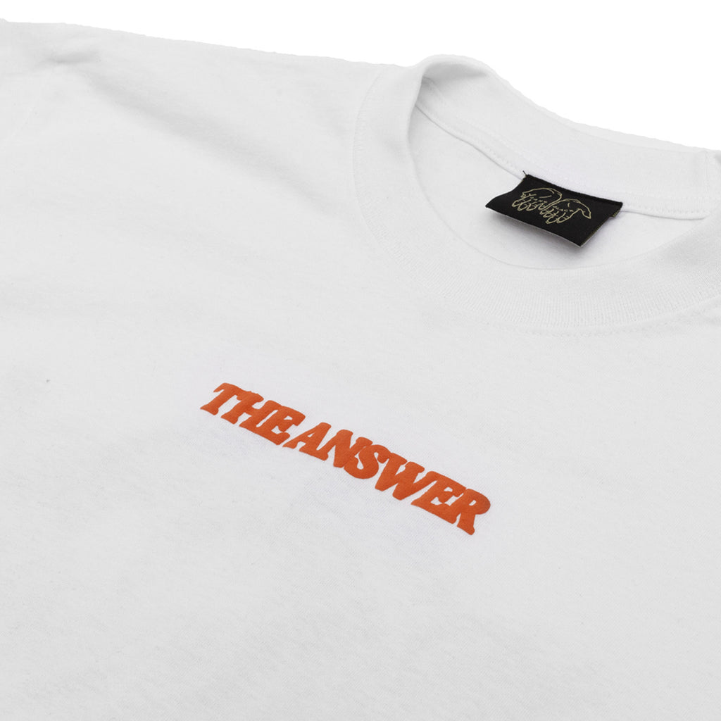 CHRIS LAKE X ARMAND VAN HELDEN - THE ANSWER COLLAB TEE